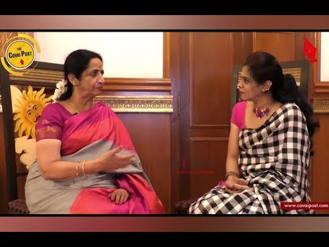 Carnatic singer Aruna Sairam reveals the secret of her energy