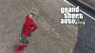 LANDED ON MY FEET - GTA 5