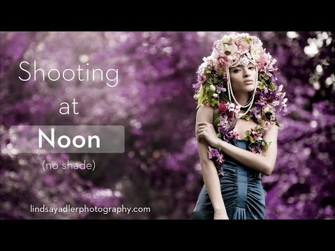Step-by-Step Guide to Shooting at Noon with Lindsay Adler