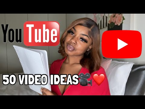 50 POPULAR YOUTUBE VIDEO IDEAS 2020 ❤️ | Luxury Tot