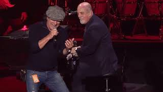 Billy Joel & Brian Johnson: You Shook Me All Night Long (Live at Madison Square Garden 21/03/2014)