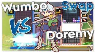 Puyo Puyo Tetris Swap – Wumbo vs Doremy (PC)
