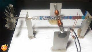 วิธีทำมอเตอร์ ง่ายๆ v2 สิ่งประดิษฐ์สุดเจ๋ง | how to make motor