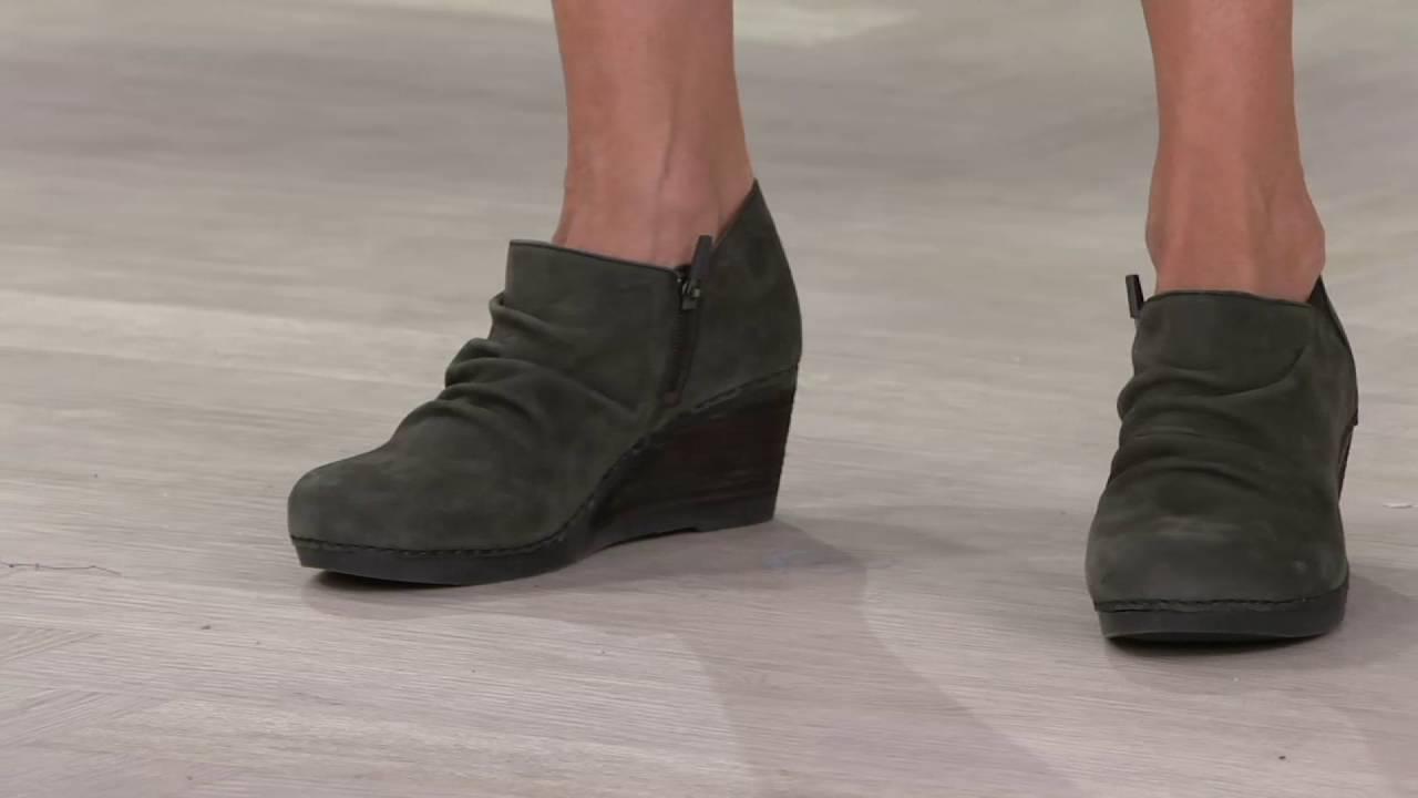 Dansko Wedge Boots