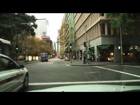 Sydney Australia | Streetscapes & Driving