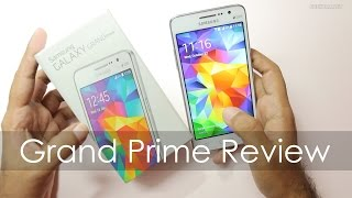Samsung Galaxy Grand Prime Review Videos