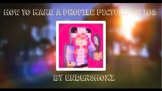 how to make profile picture on ios android
