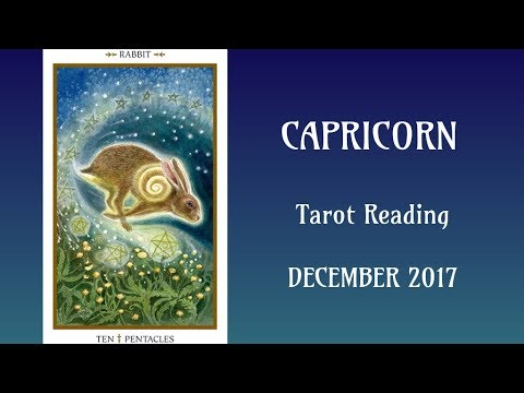 Capricorn General **Here comes the Sun** - December 2017