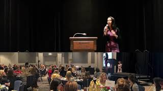 How to Overcome Obstacles Keynote | Women in Commercial Real Estate