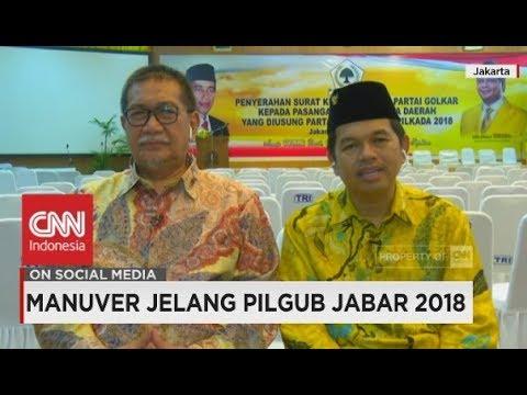 Manuver Jelang Pilgub Jabar 2018 - Deddy Mizwar & Dedi Mulyadi