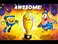 Nickelodeon Basketball Stars 2 Game - SpongeBob vs Teenage Mutant Ninja Turtles - Cartoon Games