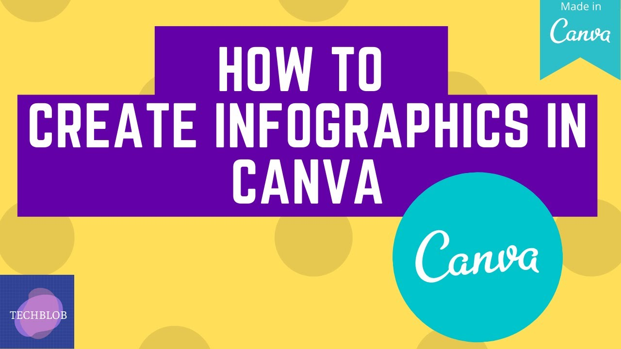 How to Create Infographics in Canva - YouTube
