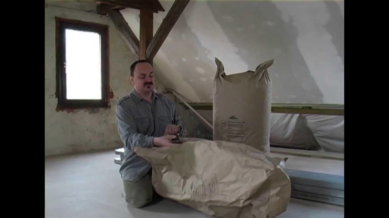 kologisches d mmen mit hanf und lehm youtube. Black Bedroom Furniture Sets. Home Design Ideas