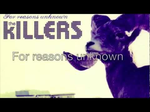 For Reasons Unknown - The Killers