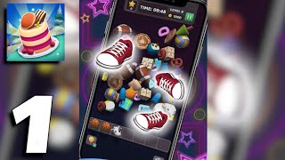 Tile Master 3D - Triple Match & 3D Pair Puzzle - Gameplay Part 1 Levels 1-11 (Android, iOS) screenshot 2