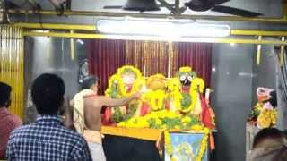 Sri Jagannath Temple - Aarti