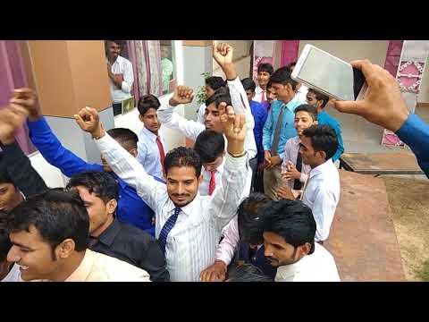 DD Vijay Kumar welcome at Shyam treding office Jaipur