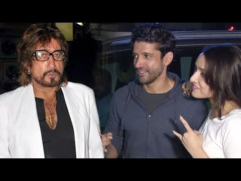 Shakti Kapoor's Reaction On Shraddha Kapoor's Live In Realtionship With Farhan Akhtar