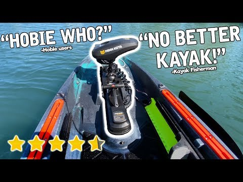 Best Fishing Kayak EVER MADE (Seriously!)