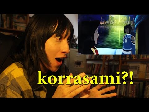Legend of Korra FINALE: REACTION