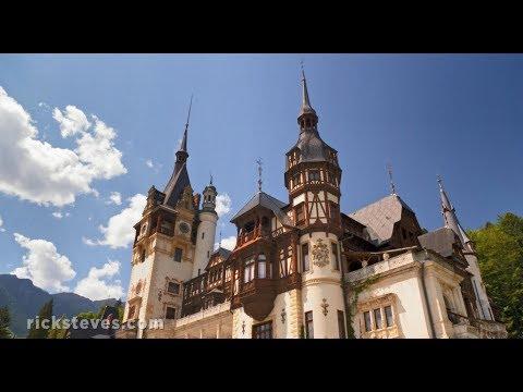 Carpathian Mountains, Romania: Peleș Castle