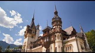 Carpathian Mountains, Romania: Peleș Castle
