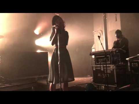 Crystal Castles - Celestica (live Version) @ Burgerama X Observatory 3/13/16