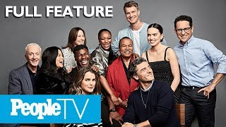 'Star Wars: The Rise Of Skywalker' Exclusive Look With The Cast & Creators | Entertainment Weekly