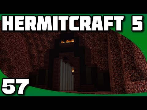 Hermitcraft 5 - Ep. 57: Starting the OHO Nether Base