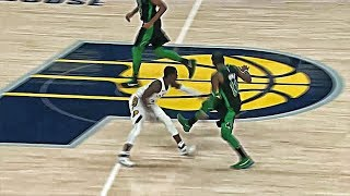 Best nba crossovers and ankle breakers ultimate compilation of 2017 nba preseason ᴴᴰ
