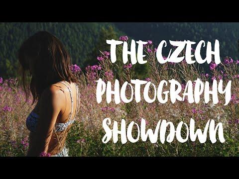VLOG 24: CZECH PHOTOGRAPHY SHOWDOWN // We Film Things