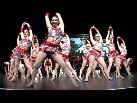 BSDA - V E G A S - Choreography by Tiffany Oscher and Teresa Oscher