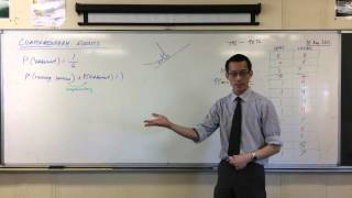 Complementary Events (Probability)