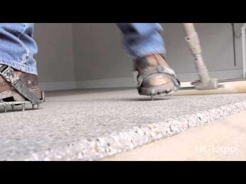 Is Epoxy Garage Floor Coating Slippery?