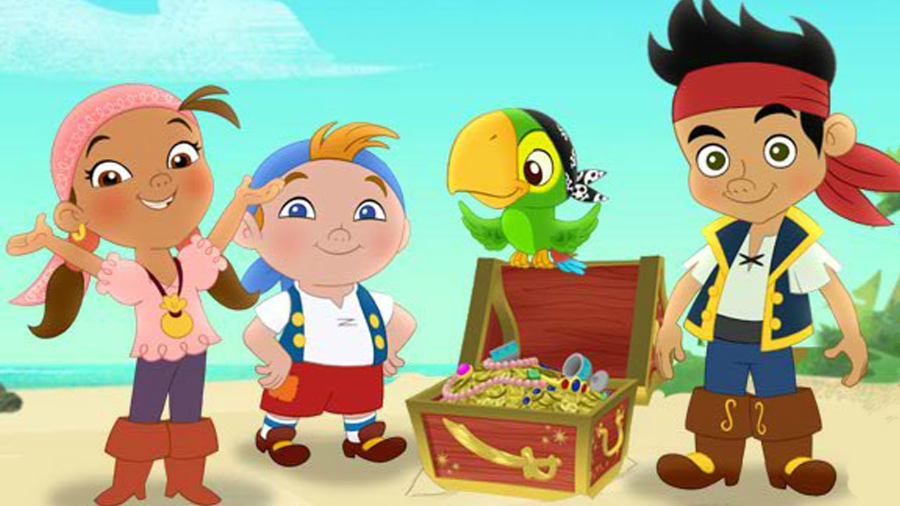 Jake never land pirates tv show game for kids izzy 39 s for Craft shows on tv