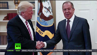 'Russians tricked us': US media outcry over exclusion from Trump-Lavrov meeting