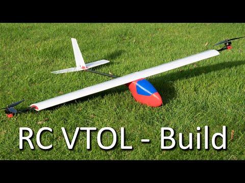 RC VTOL - Build