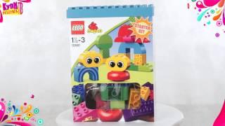 Видео обзоры LEGO Duplo Набор для весёлой игры