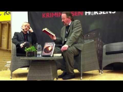 Henrik Palle interviewer Johan Ottosen om spændingsromanen Stenens Tid.