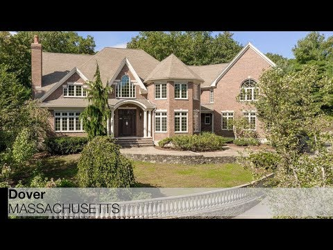 Video Of 153 Pine Street | Dover, Massachusetts Real Estate & Homes By Andy Paleologos