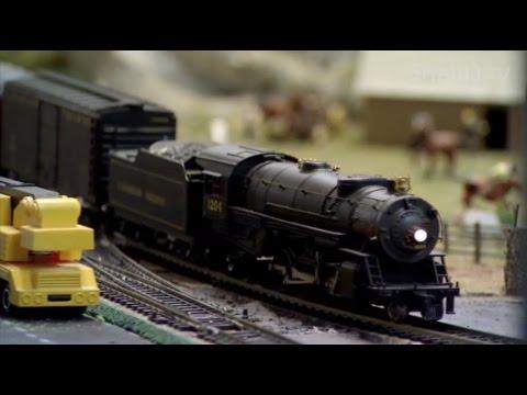 The Community Producers: Quesnel Model Railway Club