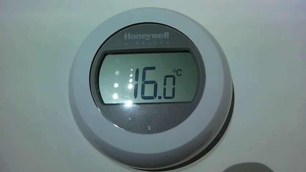 How to bind a Honeywell single zone thermostat Y87RF to an Evohome ...