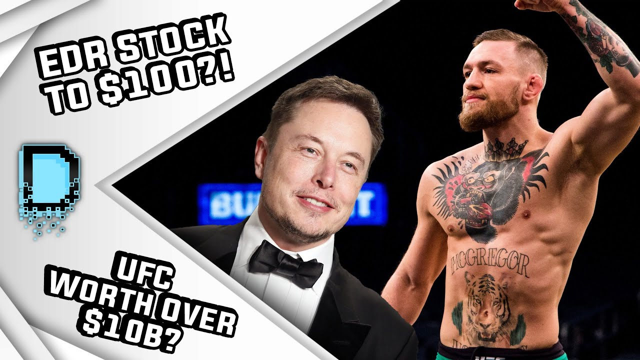 Download UFC Stock WORTH $100?! | Elon Musk a Board Member! | Endeavor Group (EDR) Stock Analysis