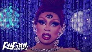 Every Yvie Oddly Runway Look (Compilation) | RuPaul