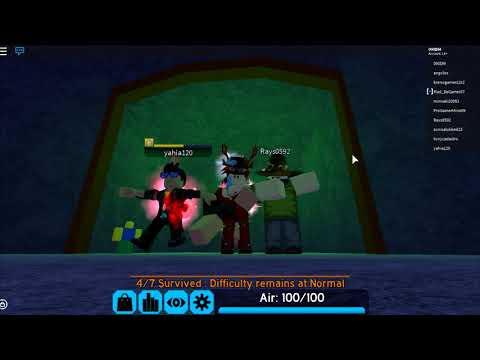Flood Escape 2 Cave System :P