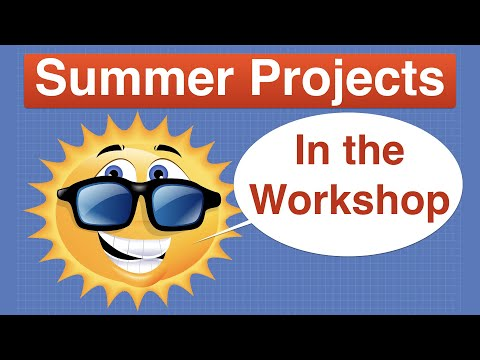 Summer Projects in the DroneBot Workshop