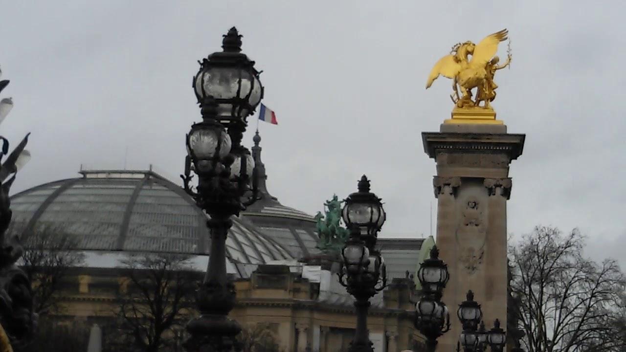 Париж. Начало изоражения