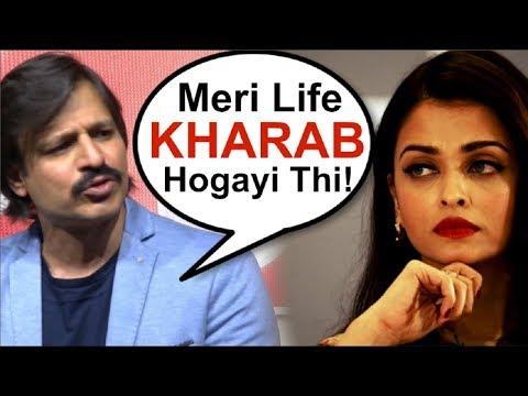 Vivek Oberoi BLAMES Aishwarya Rai Bachchan For The Drama In His Life