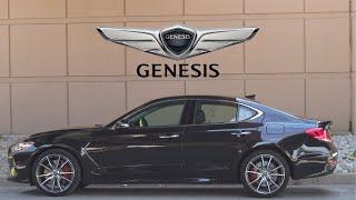 Wicked Fast Korean Luxury Sedan! | Genesis G70 3.3T RWD Review