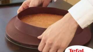 TEFAL   Proflex Cook amp Serve silicone bakeware   R alisation NOVAMOTION
